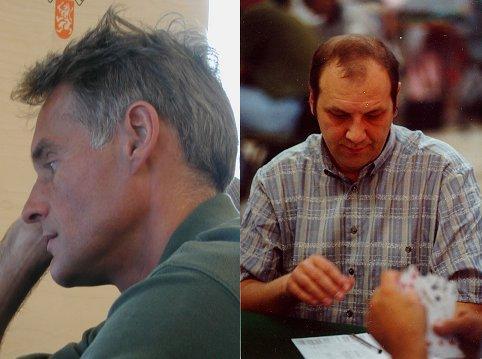Adam Zmudzinski and Cesare Balicki