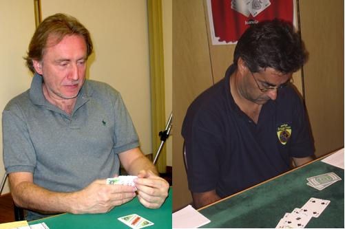 Andrea Buratti and Massimo Lanzarotti
