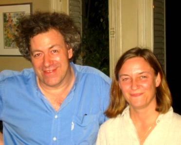 Benedicte + Philippe Cronier