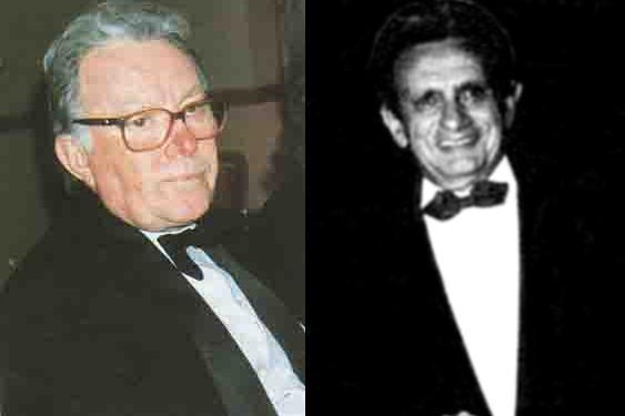 Pietro Forquet and Benito Garozzo