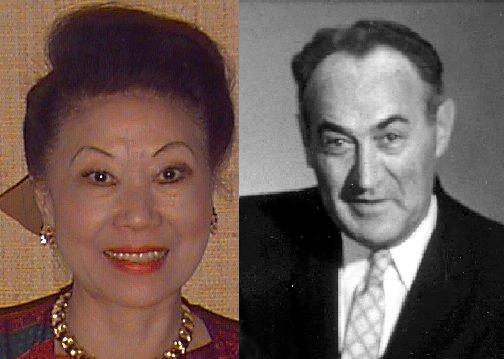 Kathy Sender Wei and Charles H. Goren
