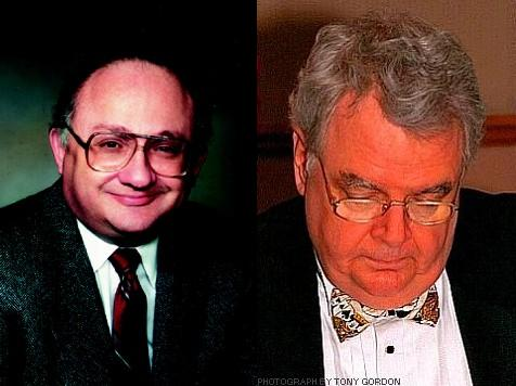 Bobby Wolff and Bob Hammann