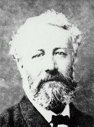 Jules Verne Portrait