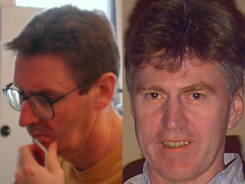 Stephen Burgess and Paul Marston