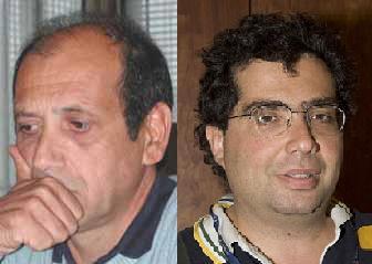Lorenzo Lauria and Alfredo Versace