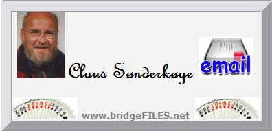 Send mail to Claus Sønderkøge - csdenmark