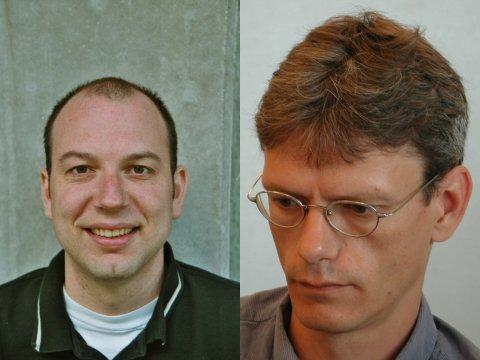 Simon de Wijs and Bauke Müller